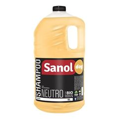 SHAMPOO SANOL DOG 5L NEUTRO