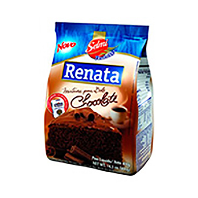 MIST P/BOLO RENATA 400G CHOCOLATE