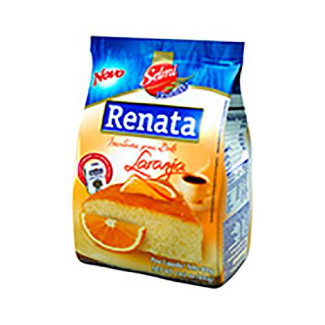MIST P/BOLO RENATA 400G LARANJA