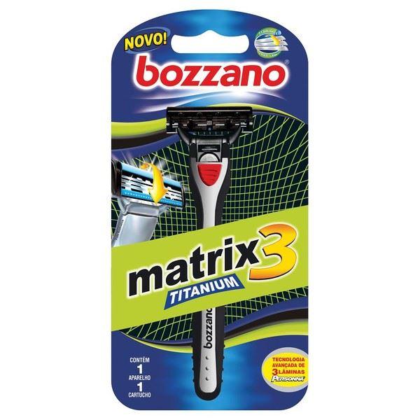 AP BARB BOZZANO MATRIX 3 TITANIUN