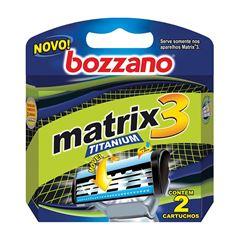 CARGA AP BARB BOZZANO MATRIX 3 C/2UN