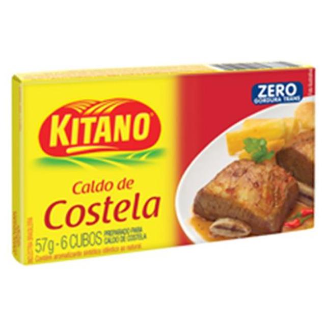 CALDO KITANO 10X57G COSTELA