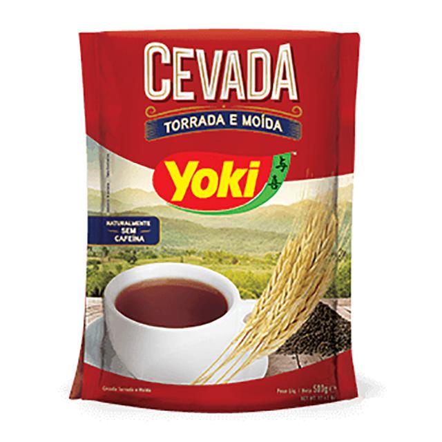 CEVADA YOKI 500G TORRADA MOIDA