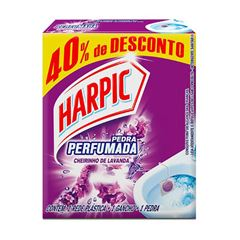 HARPIC PEDRA 25G LAVANDA MSL43/80
