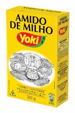 AMIDO DE MILHO YOKI 200G