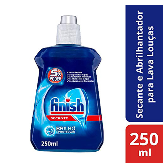 FINISH SECANTE ABRILHANTADOR 250ML