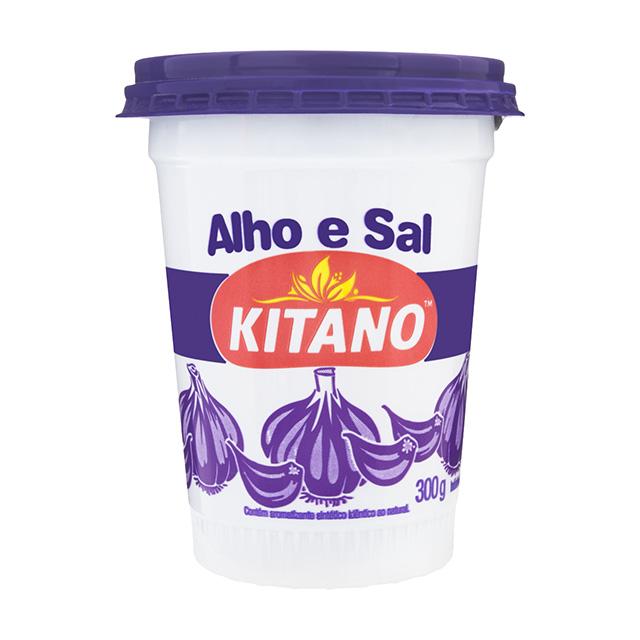 ALHO E SAL KINTANO 300G
