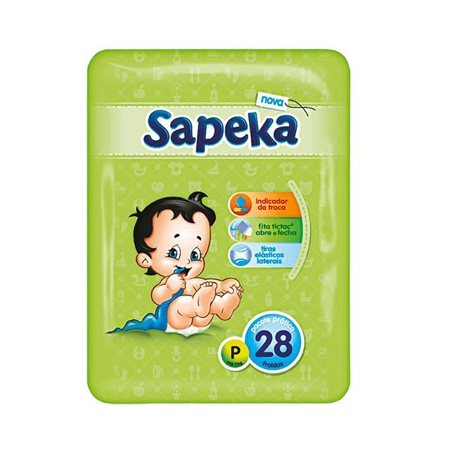 FRALDAS SAPEKA PRAT ECON PQ 28UN