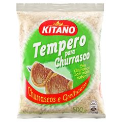 TEMPERO P/CHURRASCO KITANO 500G