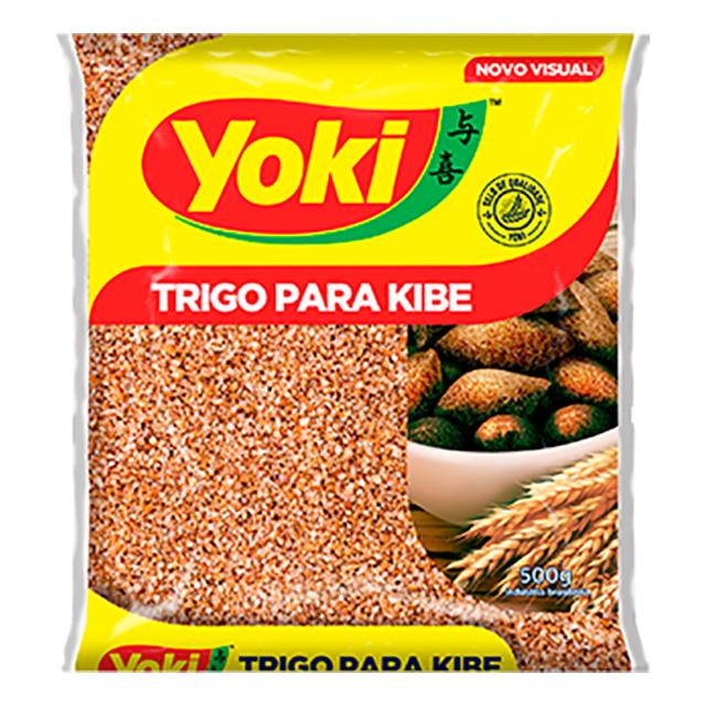 TRIGO P/KIBE YOKI 500G