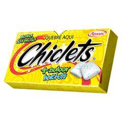 CHICLETS 100X2.8G HORTELA