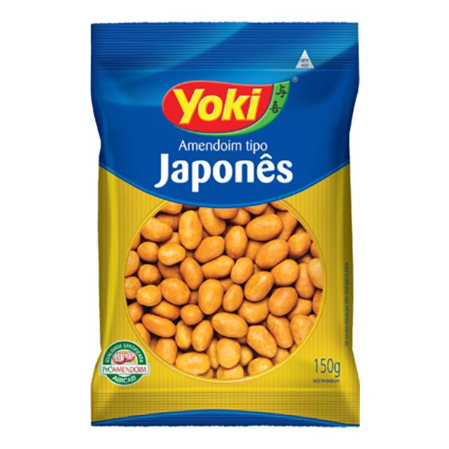 AMENDOIM YOKI 150G JAPONES