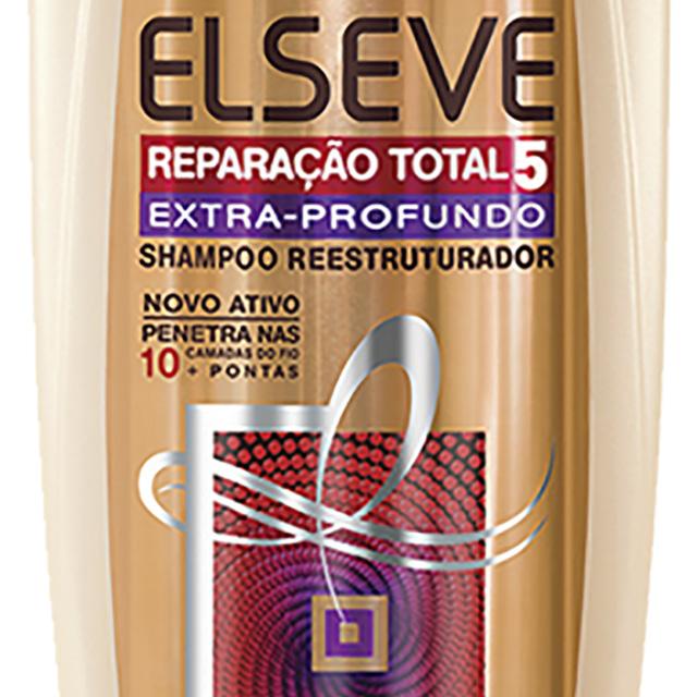 SHAMPOO ELSEVE 200ML REP T5 EXTRA PROF