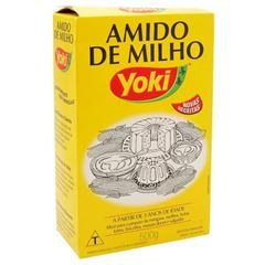 AMIDO DE MILHO YOKI 500G