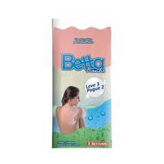 ESPONJA BETTANIN BETTA BANHO L3P2 4673