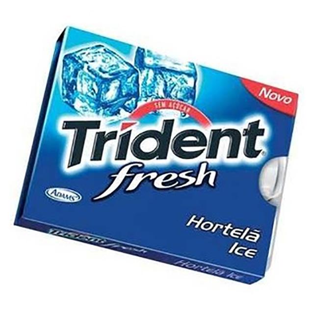 TRIDENT X-FRESH 21X8G CEREJA