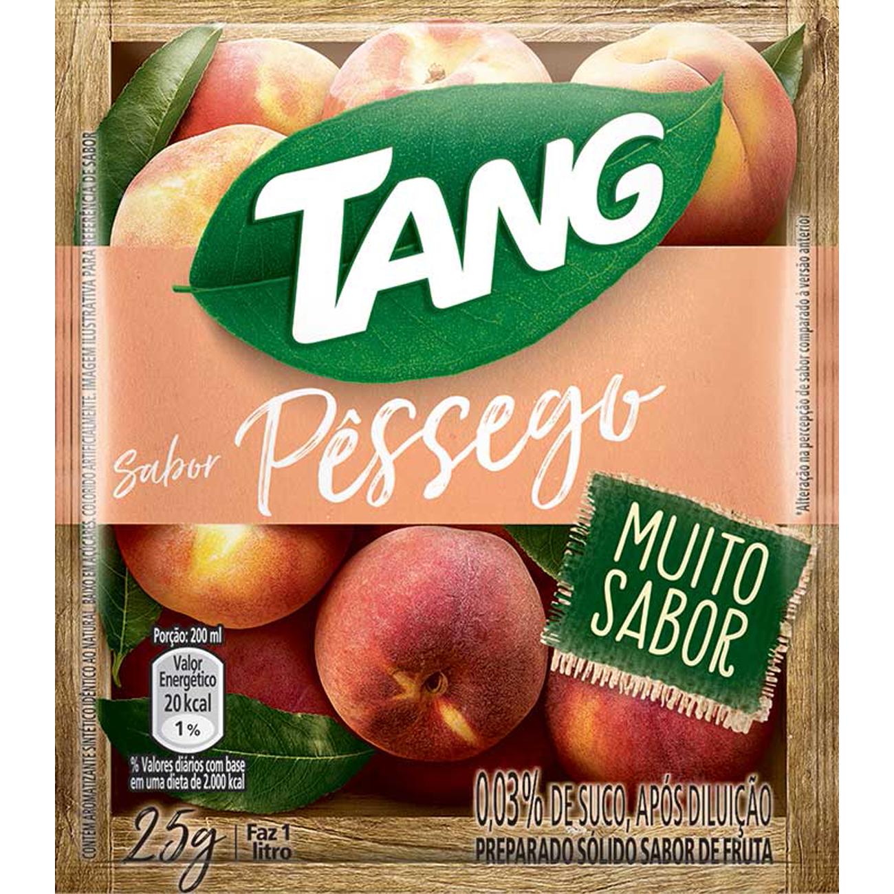 TANG 15X25G PESSEGO