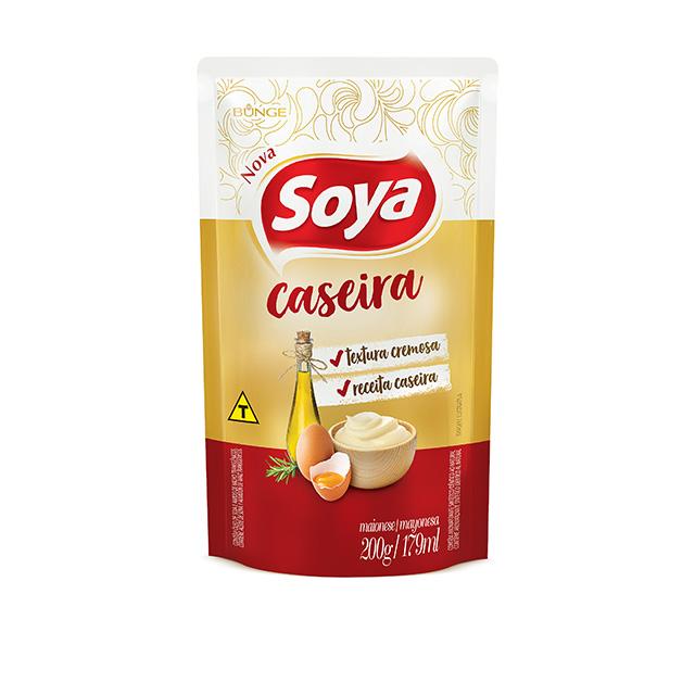 MAIONESE SOYA 200G SACHE
