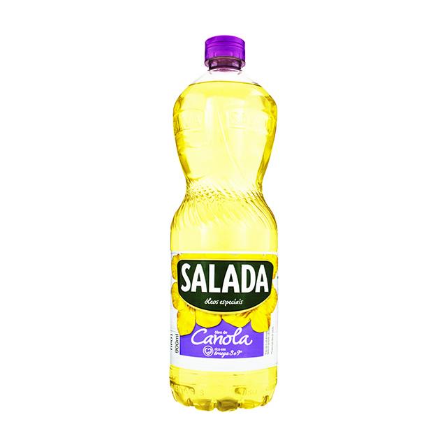 OLEO SALADA 900ML CANOLA