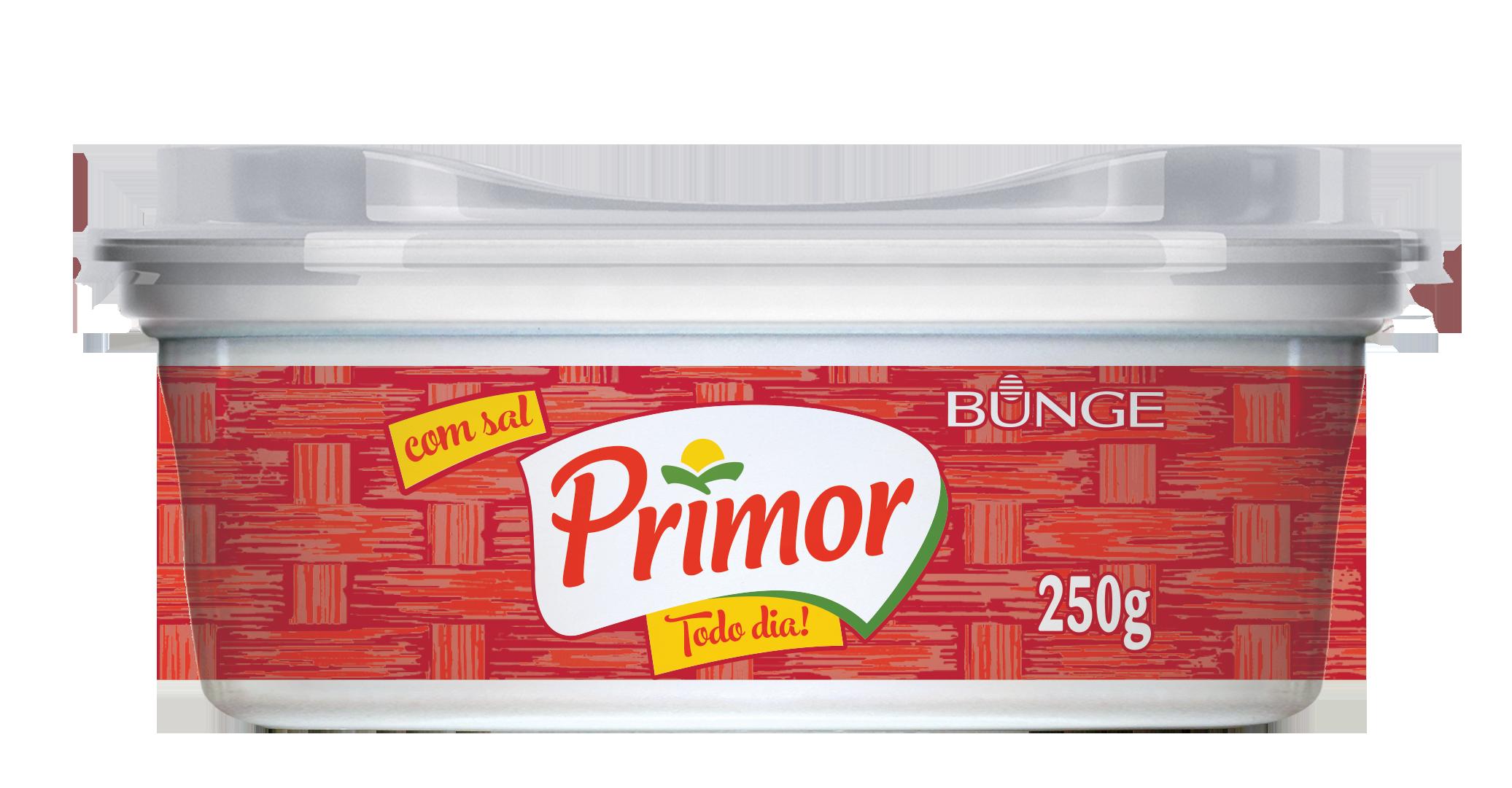 MARGARINA PRIMOR TODO DIA 250G C/SAL