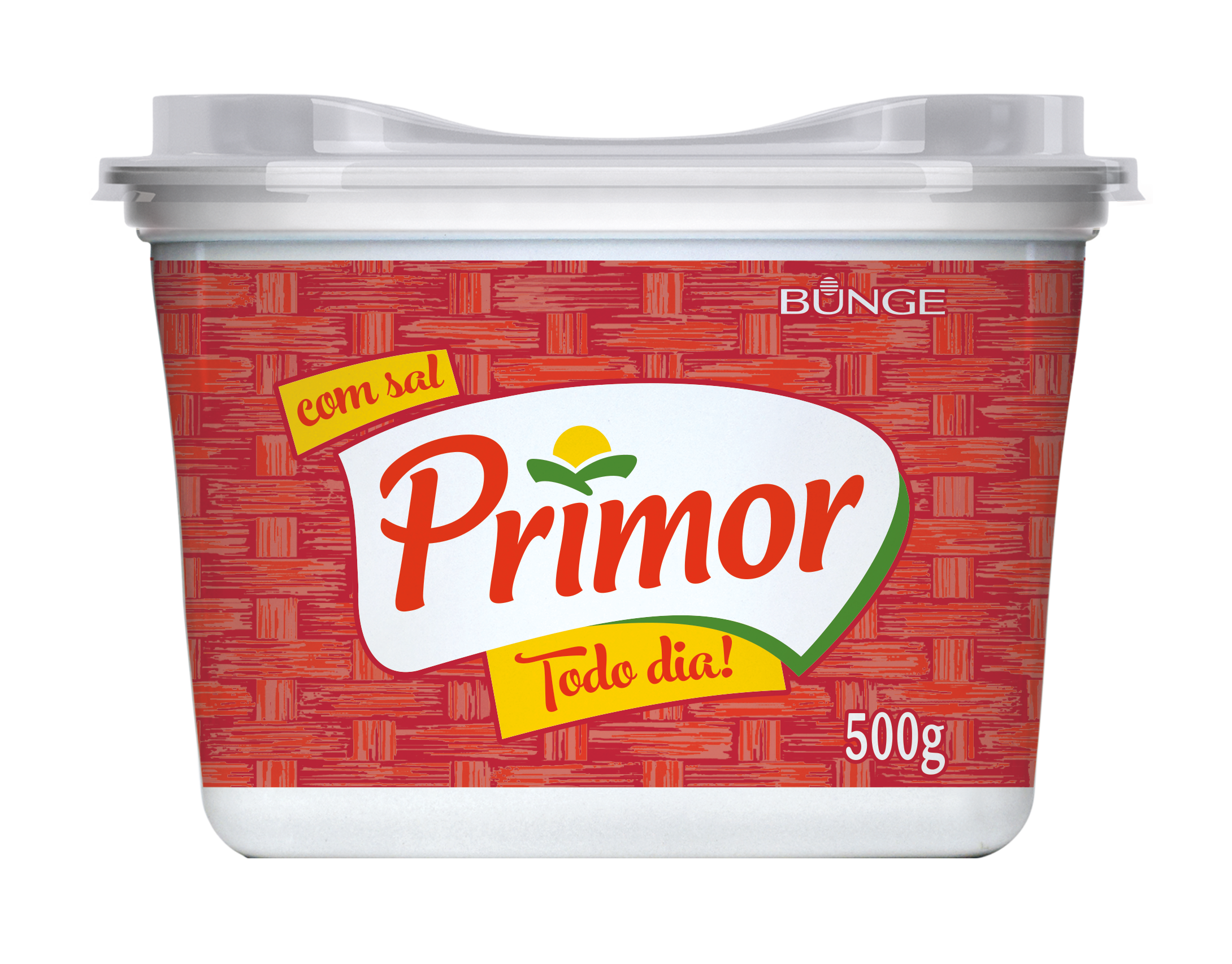 MARGARINA PRIMOR TODO DIA 500G COM SAL