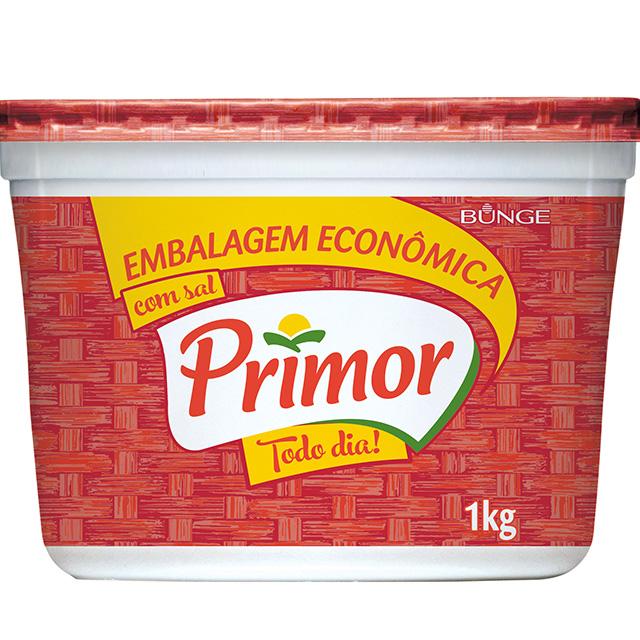 MARGARINA PRIMOR 1KG COM SAL