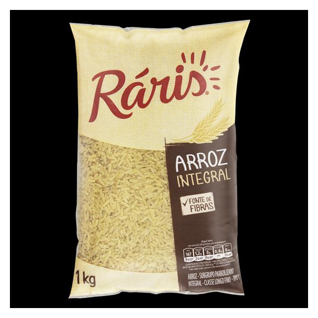 ARROZ RARIS 1KG INTEGRAL