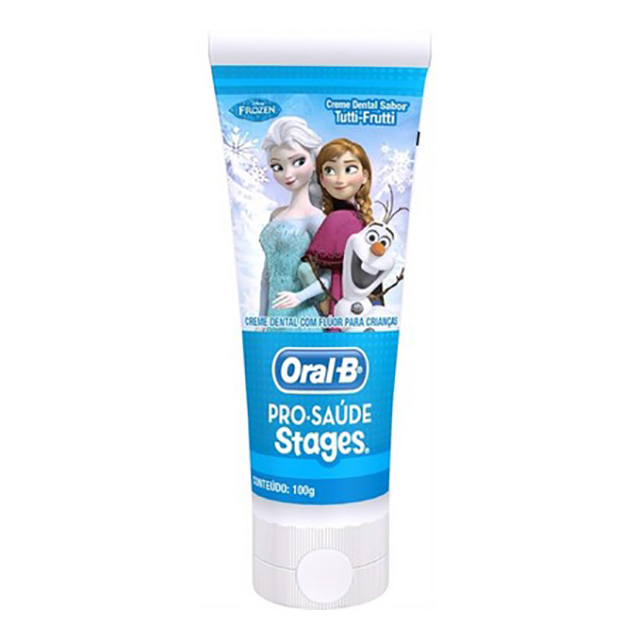 CREME DENTAL ORAL B STAGES FROZEN 75ML