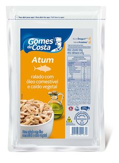 ATUM GDC POUCH RALADO 500G C/OLEO