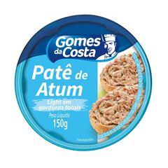 PATE GDC DE ATUM 150G LIGHT