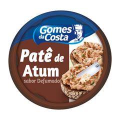 PATE GDC DE ATUM 150G SABOR DEFUMADO