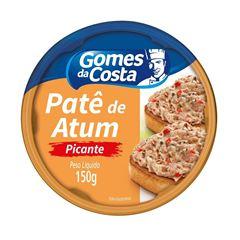 PATE GDC DE ATUM 150G PICANTE
