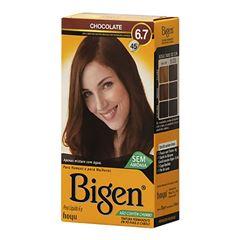 TINT BIGEN 45 CHOCOLATE 15ML+6G