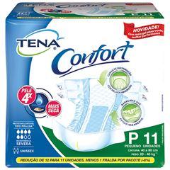 FRALDAS TENA CONFORT P C/11