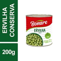 ERVILHA BONARE 200G LATA
