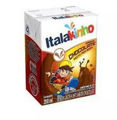 BEBIDA LACTEA ITALAC 200ML CHOCOLATE