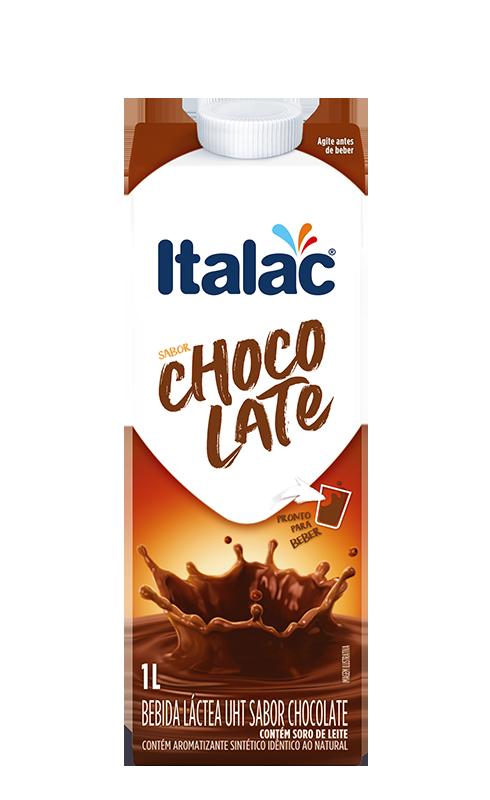 BEBIDA LACTEA ITALAC 1L CHOCOLATE