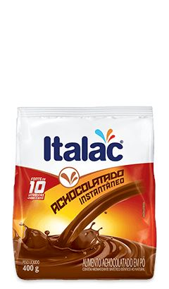 ACHOCOLATADO PO ITALAC 400G SACHE