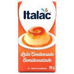 LEITE CONDENSADO ITALAC 395G