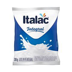 LEITE EM PO ITALAC 200G INTEGRAL