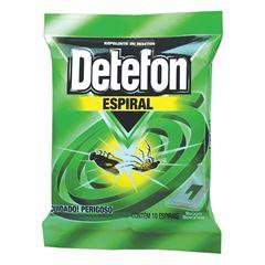 DETEFON ESPIRAL 1X10UN