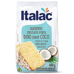 MIST P/BOLO ITALAC 400G COCO