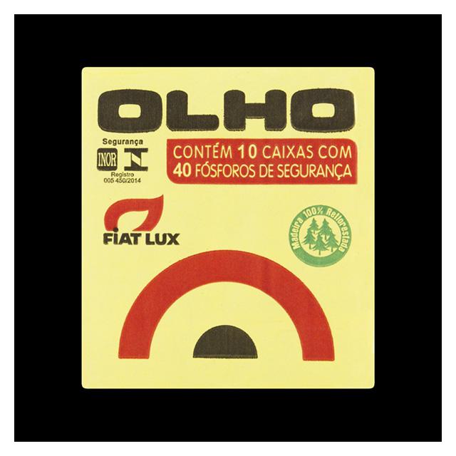 FOSFOROS FIAT LUX OLHO 10X40UN