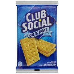 BISCOITO CLUB SOCIAL 06X24G ORIGINAL