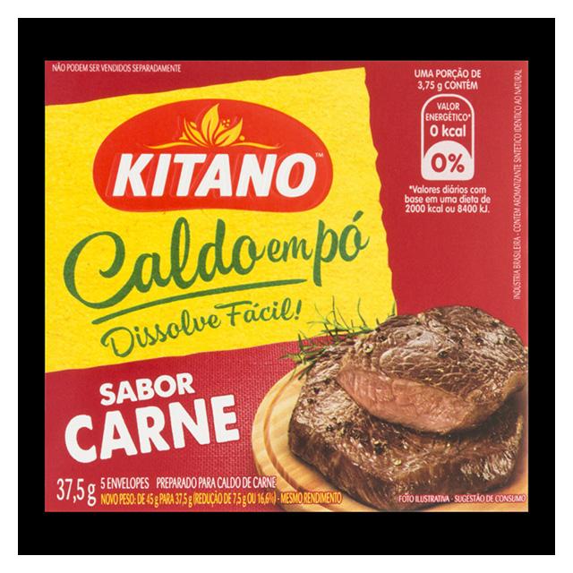 CALDO KITANO 37.5G PO CARNE