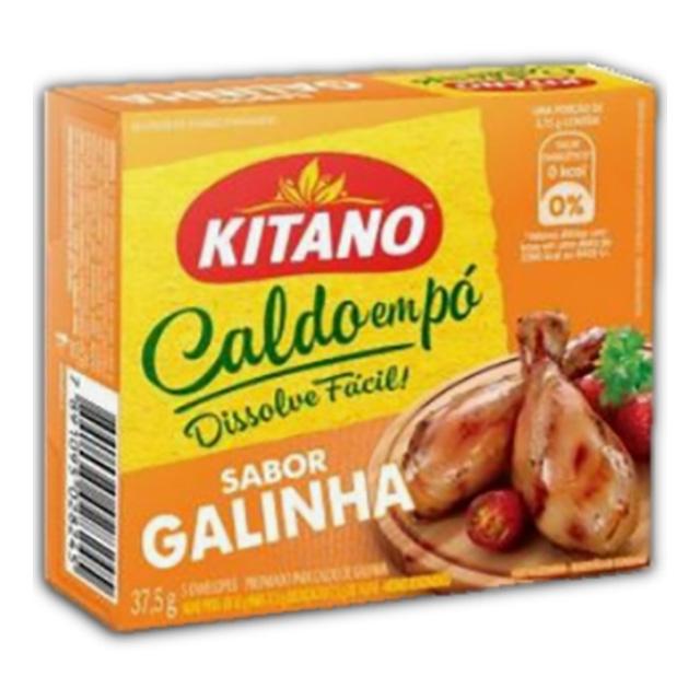 CALDO KITANO 37.5G PO GALINHA