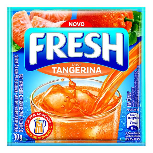 FRESH 15X10G TANGERINA