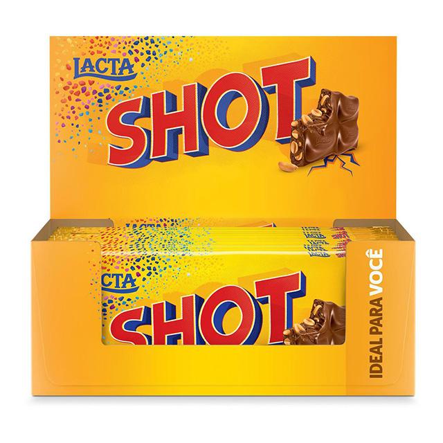 LACTA 17X90G SHOT