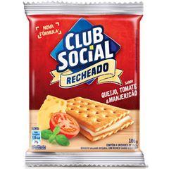BISCOITO CLUB SOCIAL RECHEADO 04X26.5G QJ/TOM