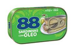 SARDINHA 88 125G AO OLEO